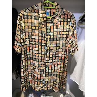 バランスウェアデザイン(balanceweardesign)のバランウエアデザイン 柄シャツ レーヨン100%(シャツ)