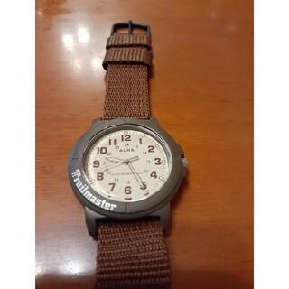 アルバ(ALBA)のアルバ腕時計トレイルマスター中古美品(腕時計(アナログ))