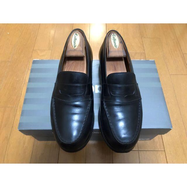 J.M. WESTON(ジェーエムウエストン)のweston 180 4.5D シューツリー付き メンズの靴/シューズ(ドレス/ビジネス)の商品写真
