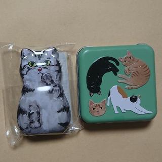 カルディ(KALDI)のネコ缶 キャンディ&チョコレート(菓子/デザート)