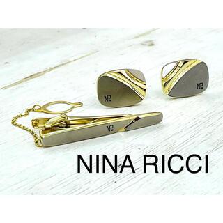 ニナリッチ(NINA RICCI)のNINA RICCI ニナリッチ ネクタイピン&カフス(ネクタイピン)