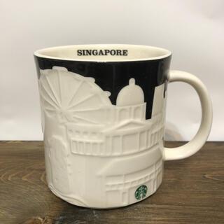 スターバックスコーヒー(Starbucks Coffee)のSTARBUCKS COFFEE# 海外 マグカップ Singapore(グラス/カップ)