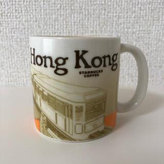 スターバックスコーヒー(Starbucks Coffee)のSTARBUCKS COFFEE# 海外 マグカップ  HongKong (グラス/カップ)