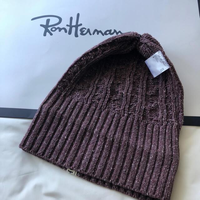 Ron Herman(ロンハーマン)のRonherman #ニット帽  レディースの帽子(ニット帽/ビーニー)の商品写真