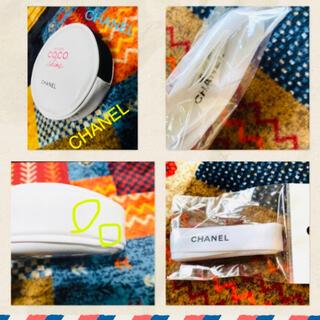 シャネル(CHANEL)のCHANELコインケース(小物入れ)&リボンテープ(コインケース/小銭入れ)