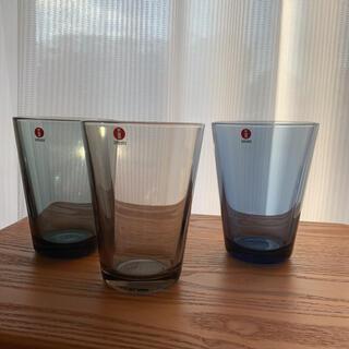 イッタラ(iittala)のイッタラ カルティオ ハイボール3点(グラス/カップ)