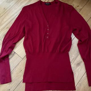 アントニオベラルディ(ANTONIO BERARDI)のベラルディ 薄手セーター 美品(ニット/セーター)