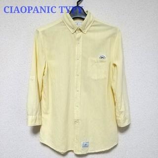 チャオパニックティピー(CIAOPANIC TYPY)のCIAOPANIC TYPY シャツ(シャツ)