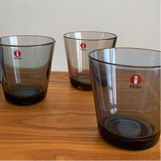 イッタラ(iittala)のイッタラ カルティオ タンブラー3点(グラス/カップ)