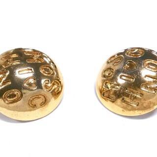 モスキーノ(MOSCHINO)のモスキーノ イヤリング - 金属素材(イヤリング)
