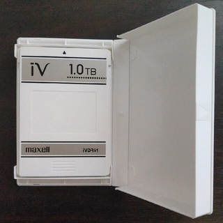 maxell - iVDR-S 1TB