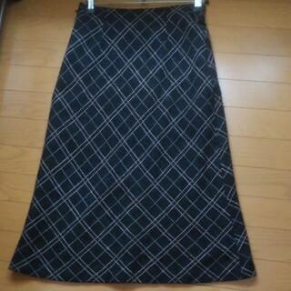 ツイード セミタイトスカート(その他)