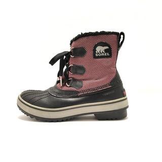ソレル(SOREL)のソレル ショートブーツ 23 レディース美品 (ブーツ)