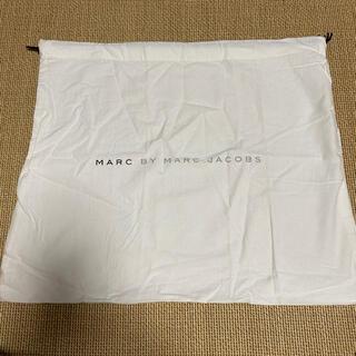 マークバイマークジェイコブス(MARC BY MARC JACOBS)のマークバイマークジェイコブ 巾着袋(ショップ袋)