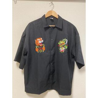 ビッグシルエットシャツ(シャツ)