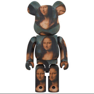 BE@RBRICK Mona Lisa モナ・リザ 1000%(その他)