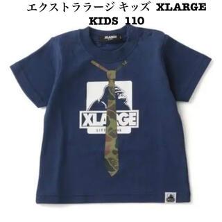 エクストララージ(XLARGE)のエクストララージ キッズ  XLARGE KIDS  110(Tシャツ/カットソー)