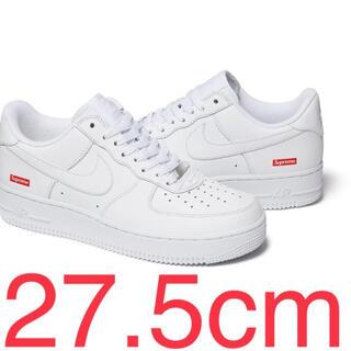シュプリーム(Supreme)の【27.5cm】Supreme Nike Air Force 1 Low(スニーカー)