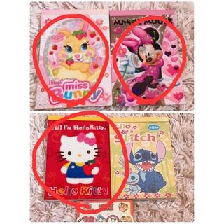 ディズニー(Disney)のメモ帳セット📝✨(ノート/メモ帳/ふせん)