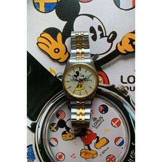ディズニー(Disney)のロレックス ミッキー ディズニー腕時計(腕時計(アナログ))