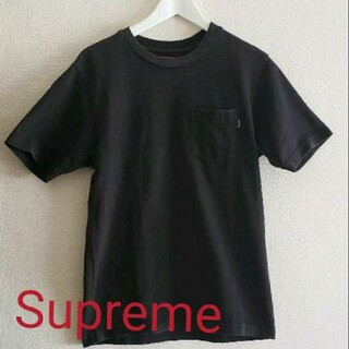 シュプリーム(Supreme)のSupremeシュプリーム18AW pocket tee sizeS(Tシャツ/カットソー(半袖/袖なし))