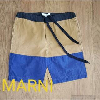マルニ(Marni)のMARNIマルニ ショートパンツsize44(ショートパンツ)