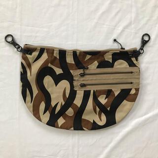 ナンバーナイン(NUMBER (N)INE)のNUMBER (N)INE / heart tribal side bag(ウエストポーチ)