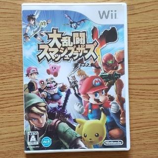 ウィー(Wii)の大乱闘スマッシュブラザーズX Wii(その他)