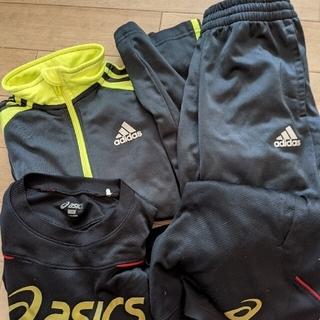 アディダス(adidas)のアディダスジャージ上下、サッカー服上下(その他)
