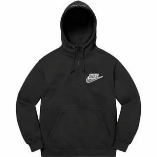シュプリーム(Supreme)の未開封 XL Supreme Nike Half Zip Hooded ナイキ(パーカー)