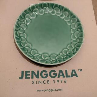 ジェンガラ(Jenggala)の【新品未使用】ジェンガラ プルメリア プレート(食器)