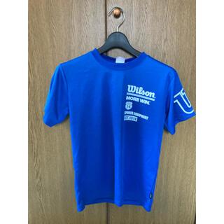 ウィルソン(wilson)のWilson 160 ドライ 半袖(Tシャツ/カットソー)