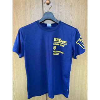 ウィルソン(wilson)のWilson 半袖 ドライ 160(Tシャツ/カットソー)