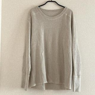 マルタンマルジェラ(Maison Martin Margiela)のメゾンマルタンマルジェラ REPLICA ミリタリー ロングスリーブ カットソー(Tシャツ/カットソー(七分/長袖))