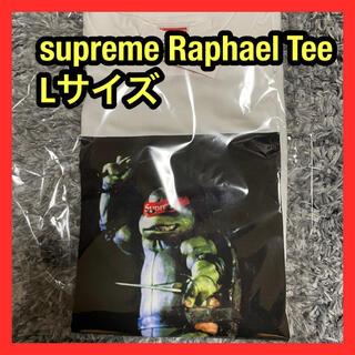 シュプリーム(Supreme)の値下げ!! supream Raphael Tee White ホワイト L(Tシャツ/カットソー(半袖/袖なし))
