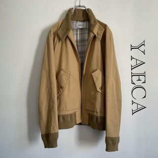 ヤエカ(YAECA)のYAECA ヤエカ G9 バラクータ型 スイングトップ Mサイズ(ブルゾン)
