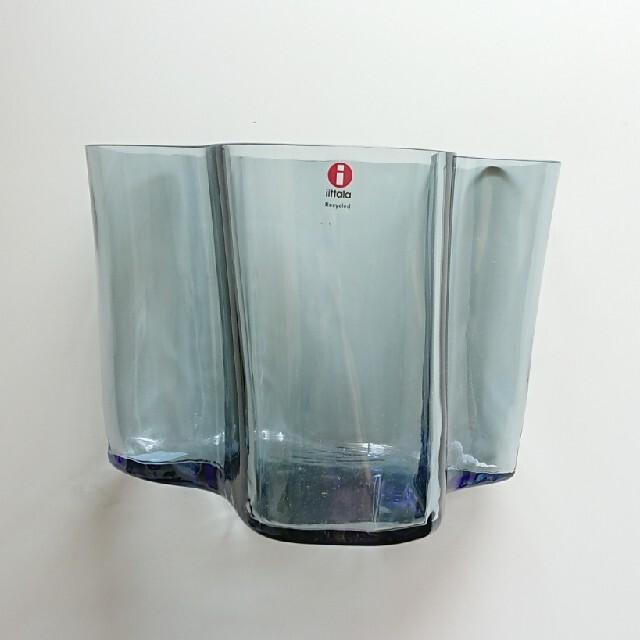 iittala(イッタラ)のアルヴァ・アアルト  ベース 140mm リサイクルエディション 木型 インテリア/住まい/日用品のインテリア小物(花瓶)の商品写真
