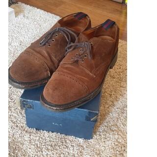 サンダース(SANDERS)のSANDERS サンダース スエード靴 Tricker's イギリストリッカーズ(ドレス/ビジネス)