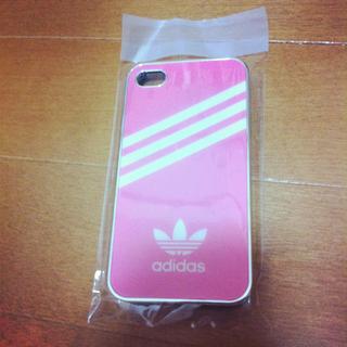 アディダス(adidas)のiPhoneケース(その他)