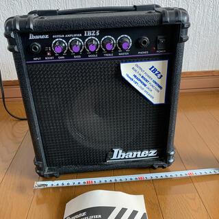 アイバニーズ(Ibanez)のスピーカー Ibanez IBZ3 アンプ ギター エレキ 説明書(ギターアンプ)