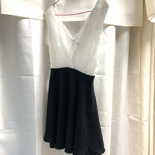 モマ(MOMA)の【新品】ワンピース キャバ嬢ワンピ キャバドレス スカート  春服 セクシー(ミニワンピース)