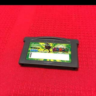 ゲームボーイアドバンス(ゲームボーイアドバンス)の甲虫王者ムシキング グレイテストチャンピオンへの道(携帯用ゲームソフト)