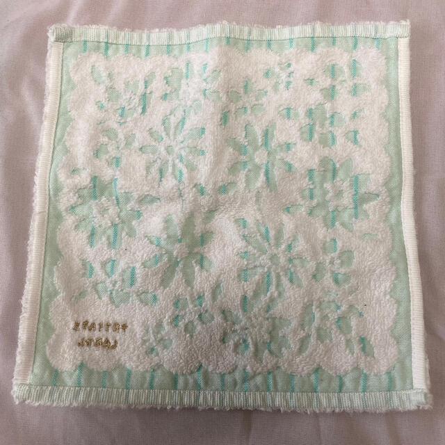 PRIVATE LABEL(プライベートレーベル)のプライベートレーベル タオルハンカチ 未使用 レディースのファッション小物(ハンカチ)の商品写真