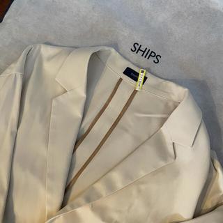 シップス(SHIPS)のSHIPS スプリングコート ホワイト(スプリングコート)