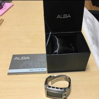 アルバ(ALBA)のセイコーSEIKO ALBA WEB(海外限定品)(腕時計(デジタル))