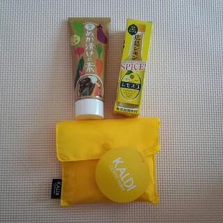 カルディ(KALDI)のカルディ ぬか漬けの素&レモスコ(調味料)