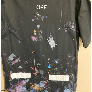 off-whiteギャラクシーセット(ブート品)(Tシャツ/カットソー(半袖/袖なし))