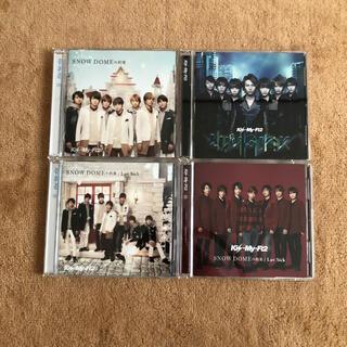 キスマイフットツー(Kis-My-Ft2)のKis-My-Ft2 / SNOW DOMEの約束 4枚セット(アイドルグッズ)