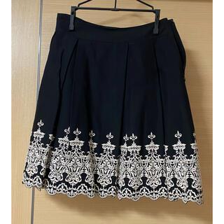 ドーリーガールバイアナスイ(DOLLY GIRL BY ANNA SUI)の膝上スカート(ミニスカート)