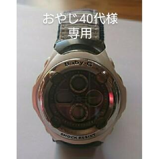ベビージー(Baby-G)のBABY-G ベビーG  BG-60BD(電池切れ)更に値下げ(腕時計)